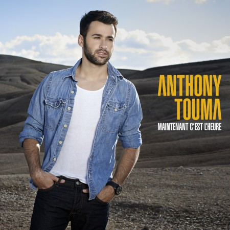 ANTHONY TOUMA cover album