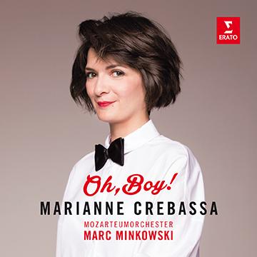 Marianne Crebassa 'Oh Boy' 2016